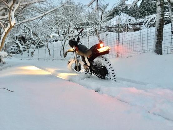大寒波到来 雪遊び!この寒さアウター特集!!_e0297245_17383452.jpg
