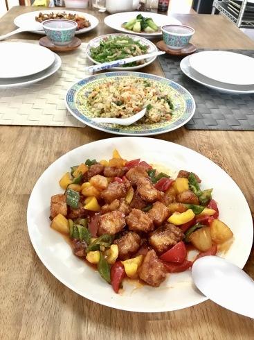 麻婆豆腐、ショーロンポー、エッグタルト、チャーシューパン、中華料理レッスン_a0175348_12262299.jpg