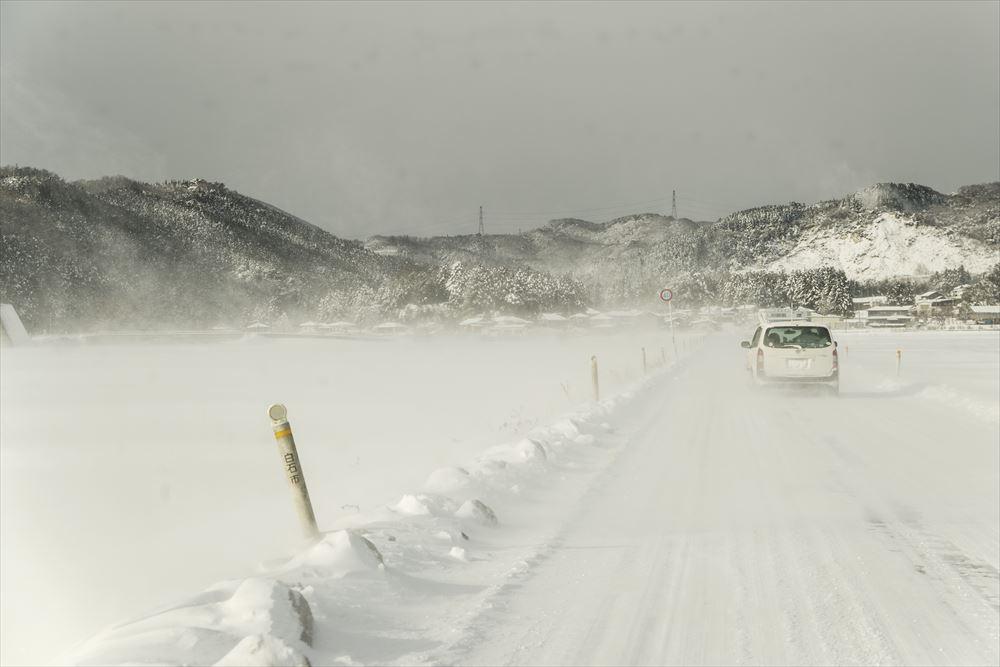 雪の舞う日_b0074098_22432688.jpg