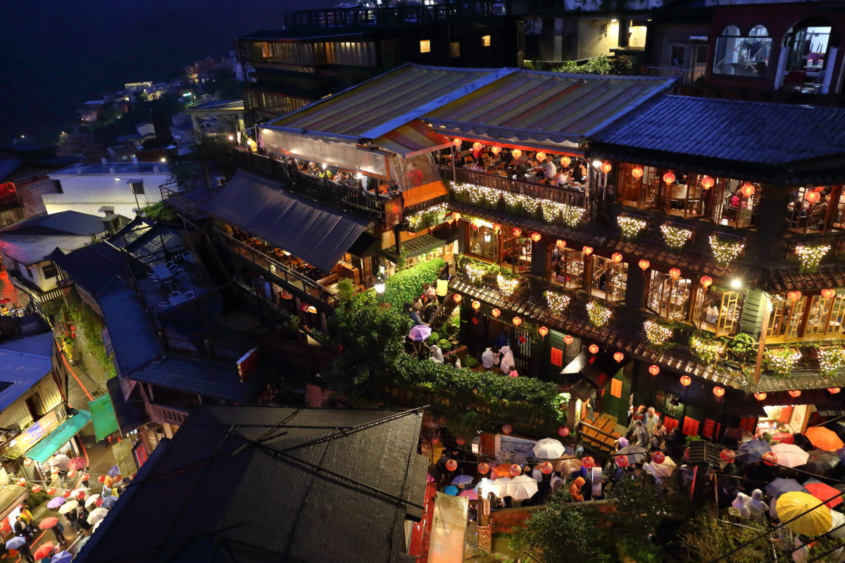 台湾旅遊(3)〜 九份・茶藝館 〜_f0157812_08251017.jpg