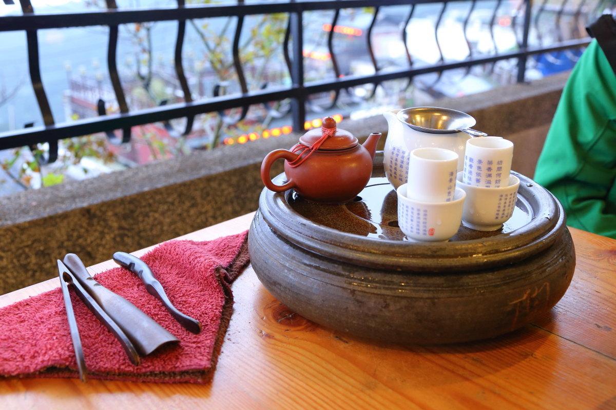 台湾旅遊(3)〜 九份・茶藝館 〜_f0157812_08253968.jpg