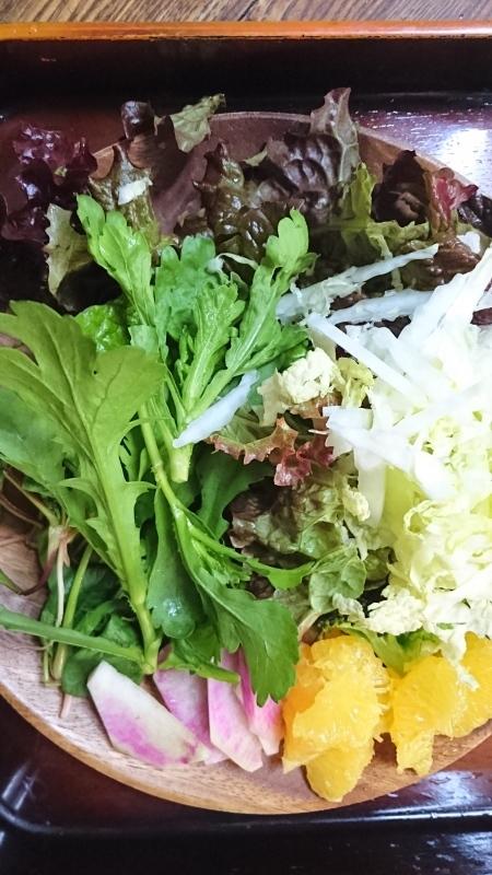 さっきの野菜の、晩御飯_a0125419_22054741.jpg