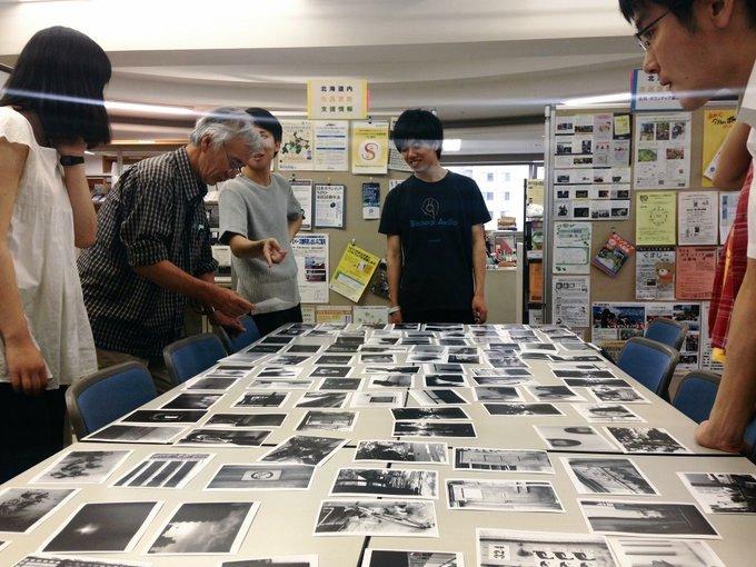 2542)「丸島均と100枚のスナップ写真を見る会 ~篠原奈那子 の場合」かでる2・7 終了/7月9日(土)14:00~_f0126829_17172837.jpg