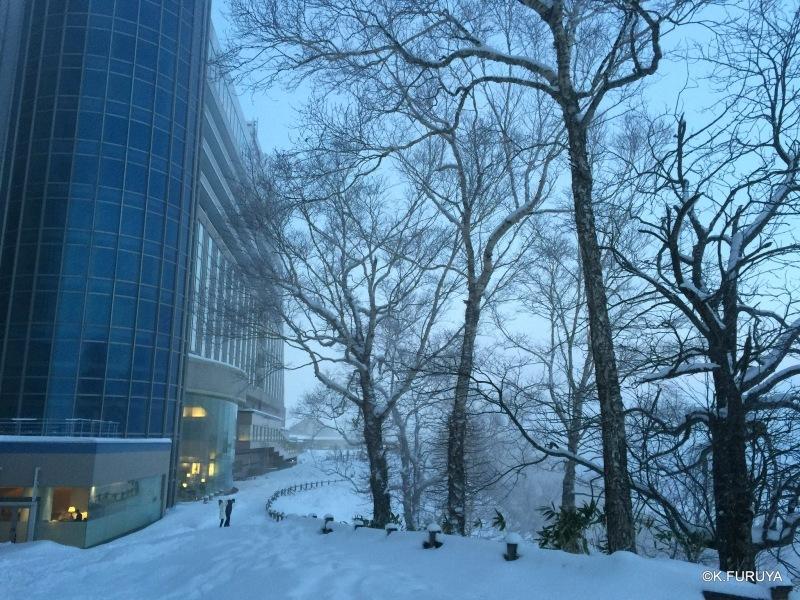 雪の北海道 3 洞爺湖_a0092659_22325814.jpg