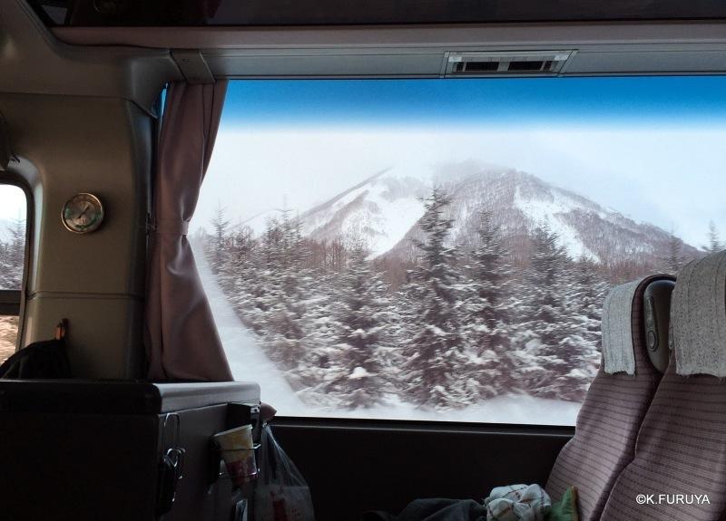 雪の北海道 3 洞爺湖_a0092659_22363273.jpg
