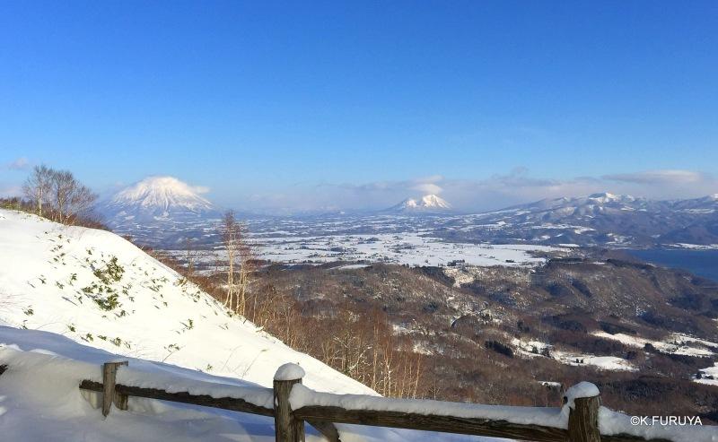 雪の北海道 3 洞爺湖_a0092659_23164416.jpg
