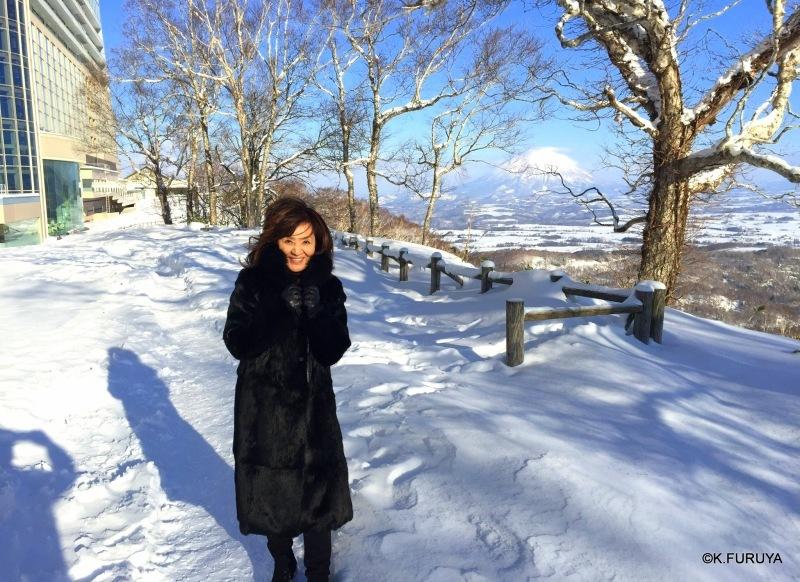 雪の北海道 3 洞爺湖_a0092659_23214452.jpg