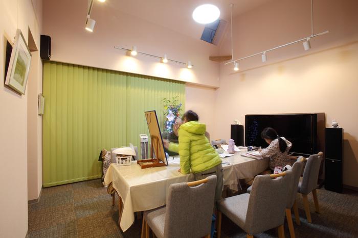 カフェまるさんの上 寺子屋スペース_f0171785_15391558.jpg
