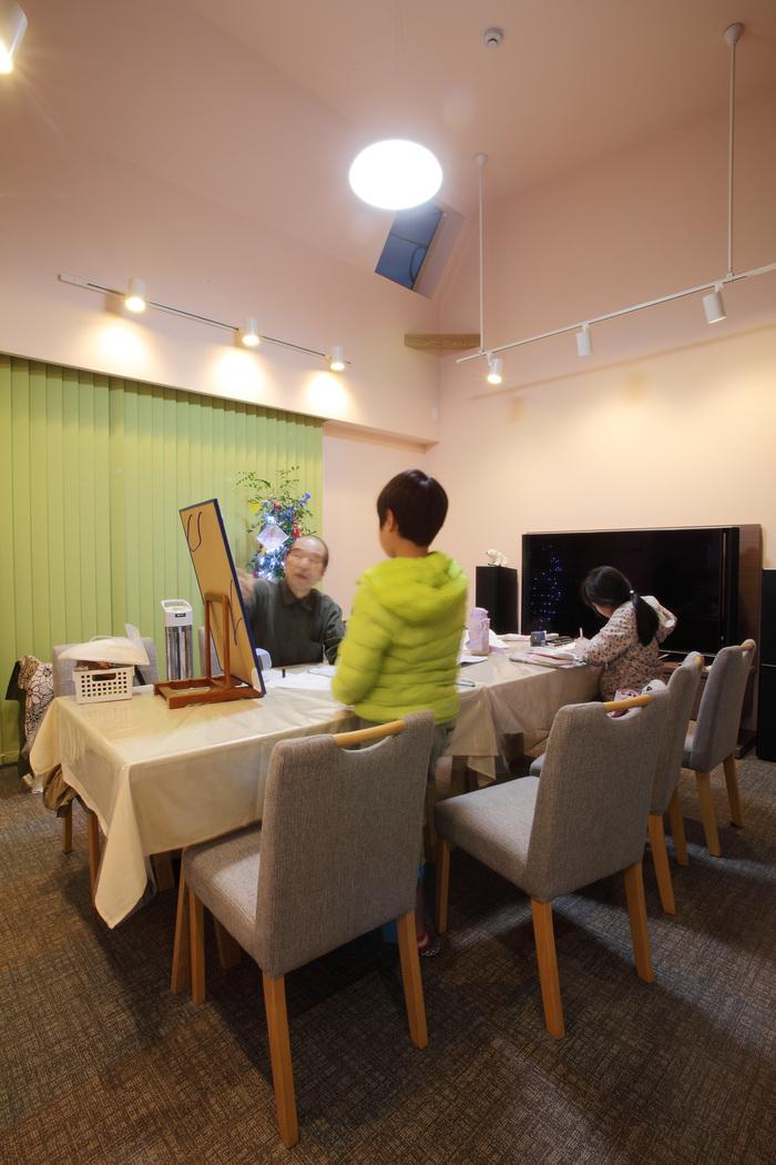 カフェまるさんの上 寺子屋スペース_f0171785_15402489.jpg