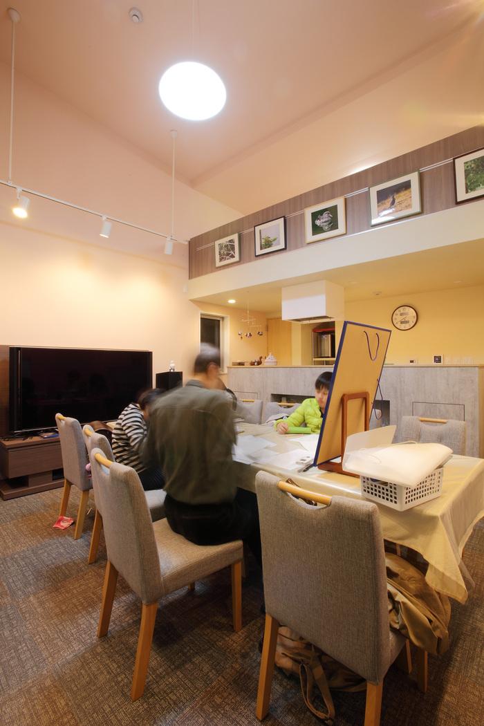 カフェまるさんの上 寺子屋スペース_f0171785_15445232.jpg