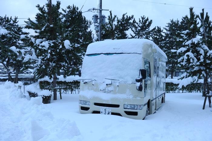 豪雪キャンプ♪ 2_a0049296_1972066.jpg