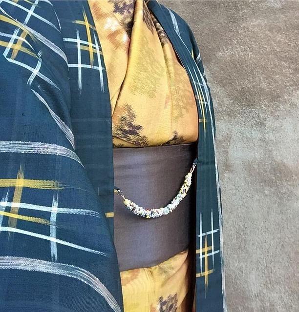 羽織紐、作りました_b0249499_18042730.jpg
