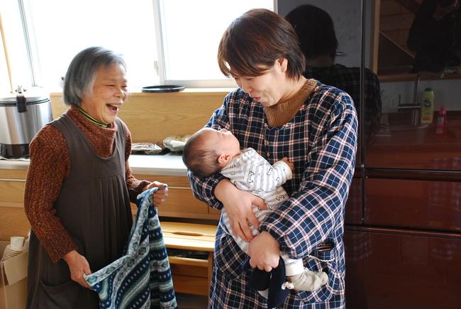親子連れイベント/うちかど助産院/児島_c0225122_0114159.jpg