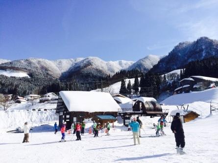 1月18日(水)絶好のスキー日和だ!_f0101226_12554648.jpg
