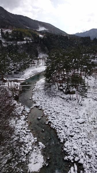 ちょっと雪景色⛄_e0020051_09083200.jpg