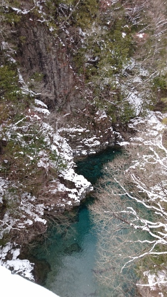 ちょっと雪景色⛄_e0020051_09171752.jpg