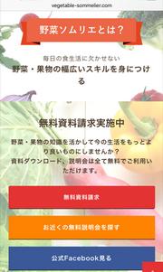 野菜ソムリエ協会ランディングページに掲載されました_d0327373_17181098.png