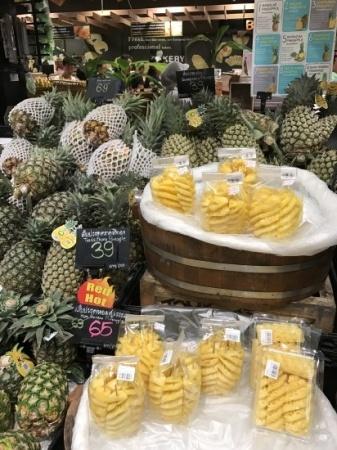 フルーツパラダイスと焼き芋 バンコク_c0237291_12554964.jpg