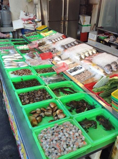 高雄旗津「鴨角活海産」海鮮が超美味い。_a0334793_15135575.jpg