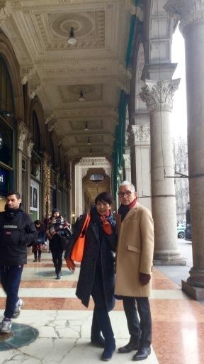 冬のイタリア旅 ②…MILANOのVivier_b0210699_07010684.jpeg