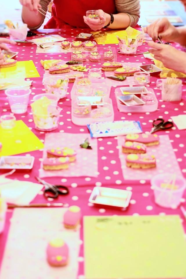 お菓子教室を開催しました_f0207410_15160292.jpg