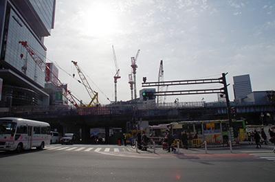 1月19日(木)今日の渋谷109前交差点_b0056983_17243307.jpg