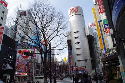 1月19日(木)今日の渋谷109前交差点_b0056983_17243479.jpg