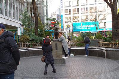 1月19日(木)今日の渋谷109前交差点_b0056983_17243496.jpg