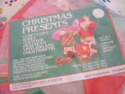 vinatgeクリスマスプレゼントBOXSET_e0183383_16225735.jpg