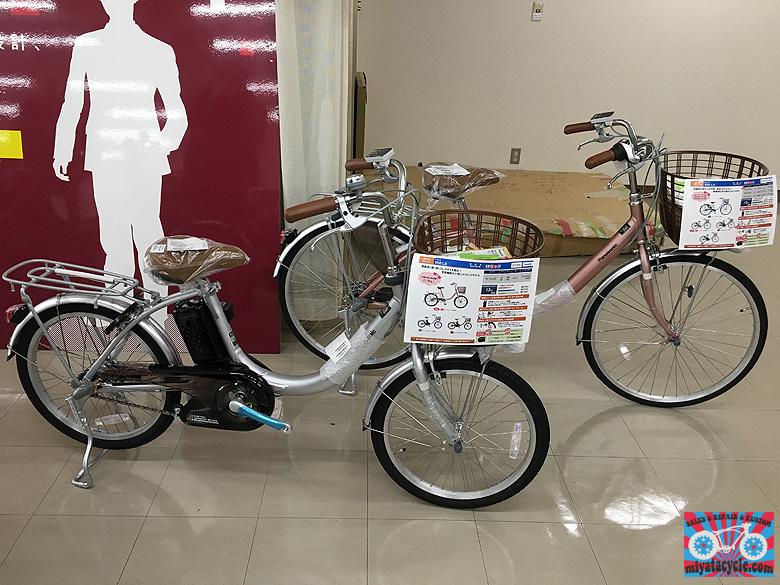 2017年 Panasonic 電動アシスト自転車 新車発表会_e0126901_11075242.jpg