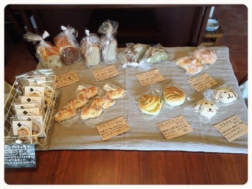 9月の気まぐれランチ&石窯パン店頭販売のご案内*_a0322702_20165415.jpg