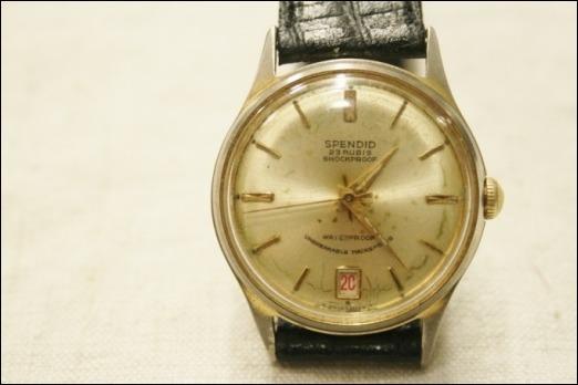 過去の栄光w (フランス、ドイツ、ヴィンテージウォッチ、腕時計)_f0180307_01501623.jpg