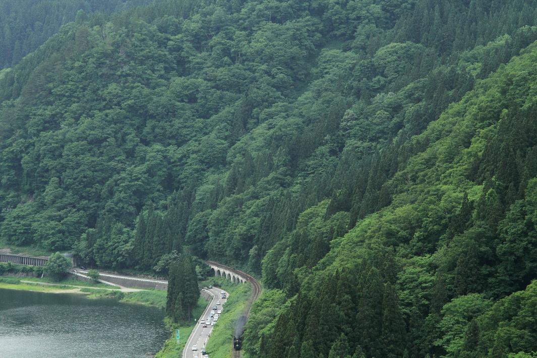 今年も緑の只見川に沿って汽車が走る - 2016年・只見線 -_b0190710_22563799.jpg