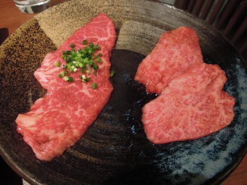 神楽坂 焼肉 「KAZU」_e0116211_10423337.jpg