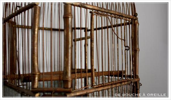 cage à oiseaux 古い鳥かご バードケージ _d0184921_13332046.jpg