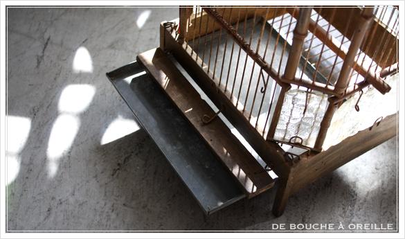 cage à oiseaux 古い鳥かご バードケージ _d0184921_1333351.jpg