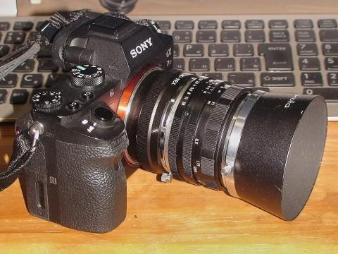 コイン1枚で、レンズ入手!  AUTO ROKKOR-PF f=55mm 1:1.8_d0349141_23094505.jpg
