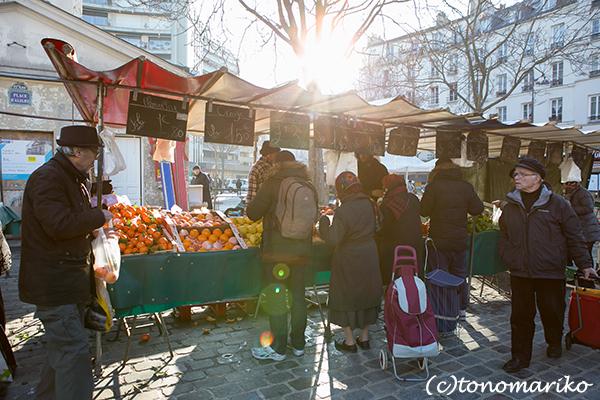 パリの冬の朝のはじまり_c0024345_07441873.jpg