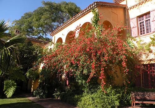 《ベストシーズンのフランス庭園巡り》(5/30-6/7)から 「ヴィラ・マリア・セレナ庭園」_e0356356_12194829.jpg