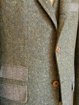 冬に~ツィードのジャケット&ウエストコート~フランネルのジレ&トラウザーズ 編_c0177259_21124153.jpg