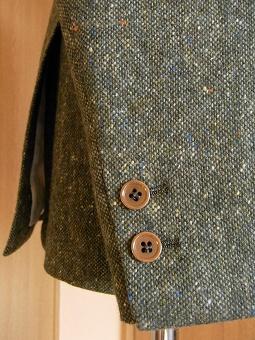 冬に~ツィードのジャケット&ウエストコート~フランネルのジレ&トラウザーズ 編_c0177259_21132997.jpg