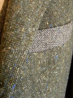 冬に~ツィードのジャケット&ウエストコート~フランネルのジレ&トラウザーズ 編_c0177259_21135012.jpg