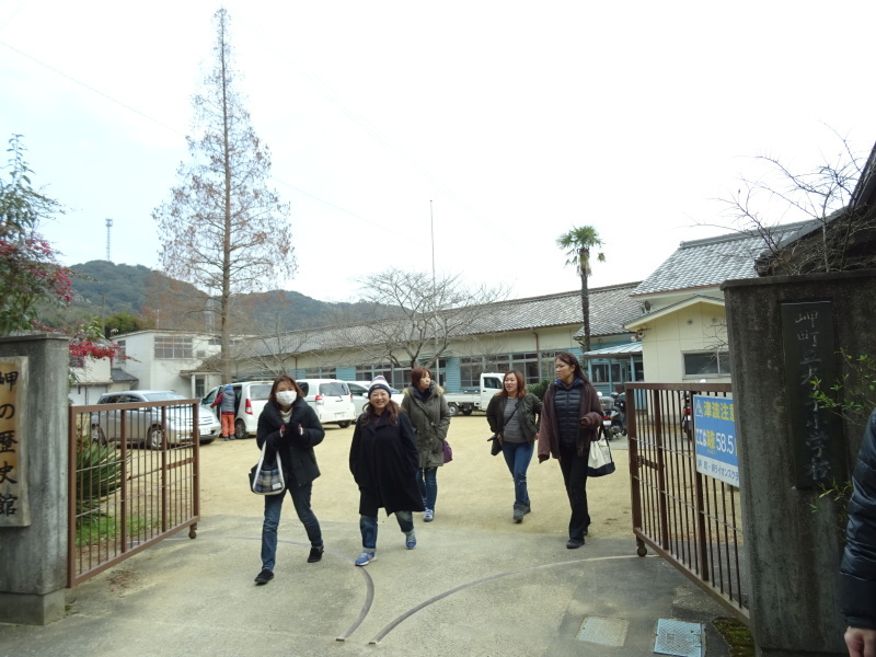 和歌山市立野崎西小学校PTA 幹事さんが下見に来られました・・・孝子の森  by  (TATE-misaki)_c0108460_21355213.jpg