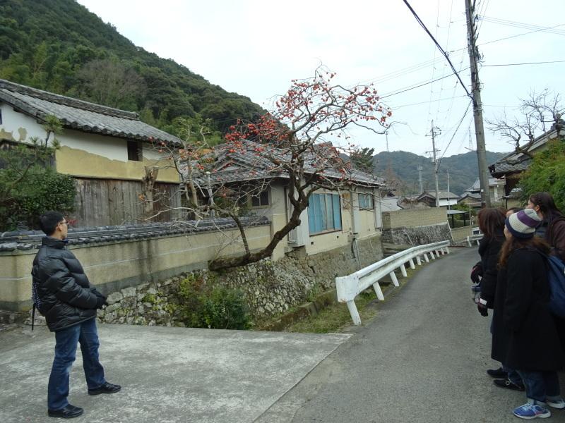 和歌山市立野崎西小学校PTA 幹事さんが下見に来られました・・・孝子の森  by  (TATE-misaki)_c0108460_21360732.jpg