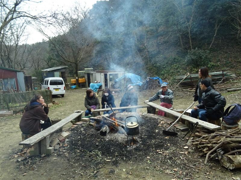 和歌山市立野崎西小学校PTA 幹事さんが下見に来られました・・・孝子の森  by  (TATE-misaki)_c0108460_21371830.jpg