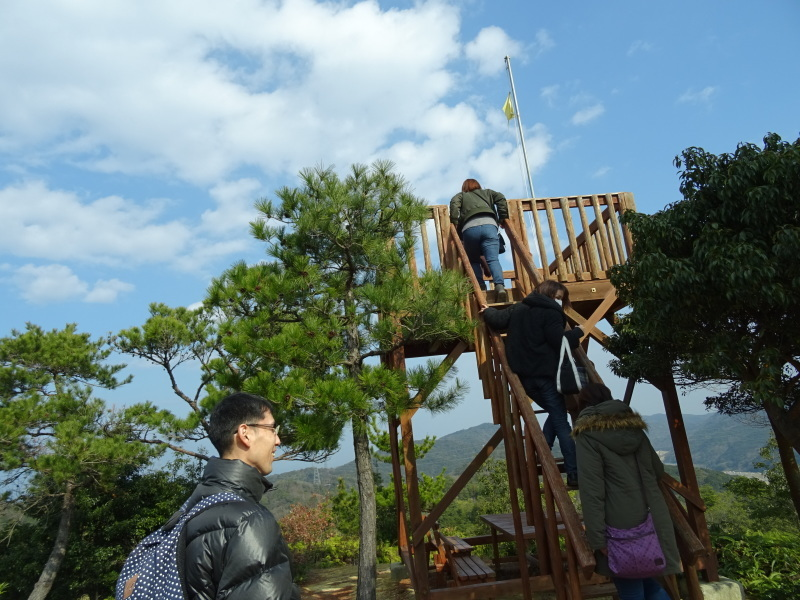 和歌山市立野崎西小学校PTA 幹事さんが下見に来られました・・・孝子の森  by  (TATE-misaki)_c0108460_21381683.jpg
