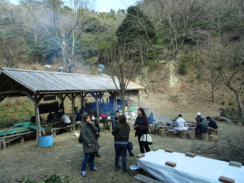 和歌山市立野崎西小学校PTA 幹事さんが下見に来られました・・・孝子の森  by  (TATE-misaki)_c0108460_21390600.jpg