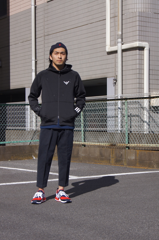 adidas Originals by White Mountaineering 1st Styling._f0020773_20345613.jpg