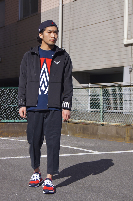 adidas Originals by White Mountaineering 1st Styling._f0020773_20354787.jpg
