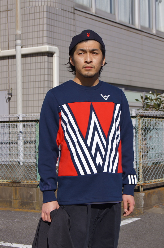 adidas Originals by White Mountaineering 1st Styling._f0020773_2036444.jpg
